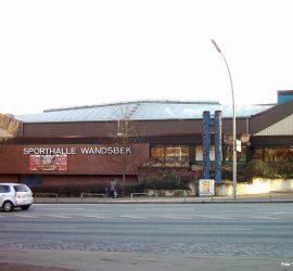 Sporthalle Wandsbek